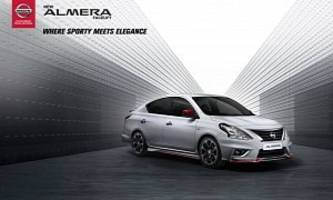 2015 Nissan Almera NISMO Performance Packs 101 HP in Malaysia [Photo ...